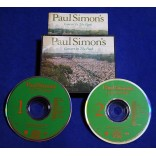 Paul Simon - Concert In The Park - 2 Cd's - 1991 - Brasil
