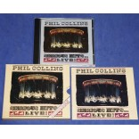 Phil Collins - Serious Hits... Live! - Cd Japao Slipcase + book 1990