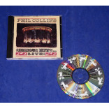 Phil Collins - Serious Hits... Live! - Cd - 1990