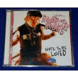 River City Rebels - Hate To Be Loved - Cd - 2004 - USA - Lacrado
