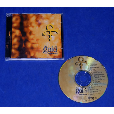 Prince - The Gold Experience - Cd - 1995 Alemanha