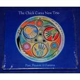 Chick Corea New Trio - Past, Present & Futures - Cd Slipcase - 2001 - USA - Lacrado