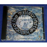 Gong - The History & The Mystery Of The Planet Gong - Cd - 1991 - UK - Lacrado