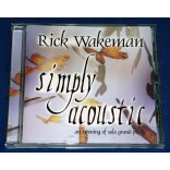 Rick Wakeman - Simply Acoustic - Cd - 2001 - UK - Lacrado