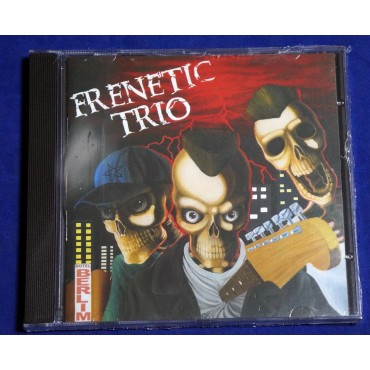 Frenetic Trio - 1° Cd - 2005 - Os Catalepticos