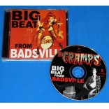 The Cramps - Big Beat From BadsVille - Cd - 1997