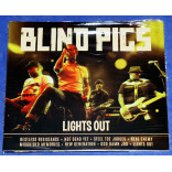Blind Pigs - Lights Out - Cd 2021 Lacrado