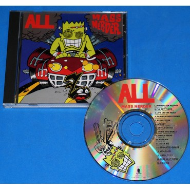 All - Mass Nerder - Cd  USA 1998 - OFF