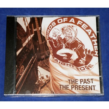 Birds Of A Feather - The Past The Present - Cd  2008 Lacrado