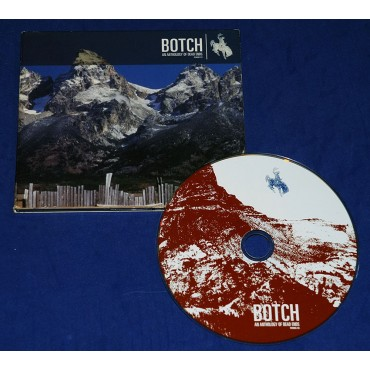 Botch - An Anthology Of Dead Ends - Cd Digipak - USA - 2002