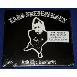 Lars Frederiksen And The Bastards - 1º - Cd Digipak - 2001 - USA - Lacrado - Rancid