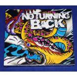 No Turning Back ‎- Holding On - CD Splicase Lacrado