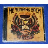 No Turning Back - No Regrets - Cd 2012 Lacrado