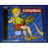 Offspring - Americana - Cd - 1998 - Lacrado