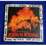 Paris Is Burning - Cd Carboard Promocional - 2018 - França - Lacrado