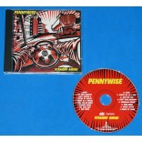 Pennywise - Straight Ahead - Cd 1999 - Brasil