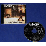 Rancid - Life Won't Wait - Cd - 1998