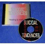Suicidal Tendencies - Heading To Nowhere - Cd - 1993 - Itália