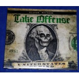 Take Offense - United States Of Mind - Cd Digipack 2014 Lacrado