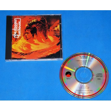The Stooges - Fun House - Cd - USA - 1987
