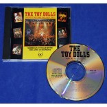 Toy Dolls - Twenty Two Tunes Live From Tokyo - Cd - 1990 - UK