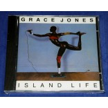 Grace Jones - Island Life - Cd - Brasil - Lacrado