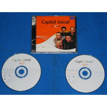 Capital Inicial - Sem Limite - Cd Duplo - 2001