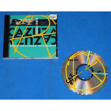 Cazuza - Remixes - Cd - 1998