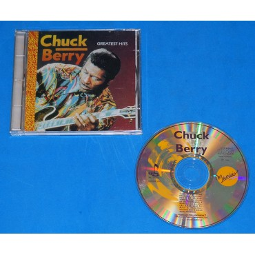 Chuck Berry - Greatest Hits - Cd - 1994