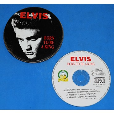 Elvis Presley - Born To Be A King - Cd - Italia - 1994 - Lata