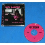 Joey Ramone ‎- Don't Worry About Me - Dvd Audio - 2002 - USA