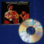 Little Richard & Jimi Hendrix - Keep A Knockin' (Rock nº 28) - Cd - 1996 - Espanha