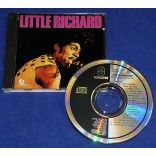 Little Richard - Os Grandes Sucessos - Cd - 1988 - Brasil