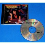 Pulp Fiction - Tempo de Violência - Cd - 1994