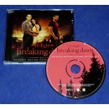 Breaking Dawn Part 1 - Amanhecer - Trilha do Filme - Cd - 2011 - USA - Bruno Mars