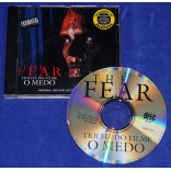 "The Fear - Trilha do Filme ""O Medo"" - Cd - 1996 Kaskatas"
