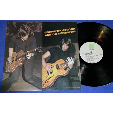 George Thorogood - 1º - Lp - 1977 - USA
