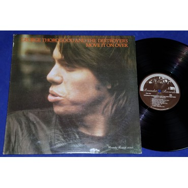 George Thorogood - Move It on Over - Lp - 1978 - USA