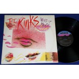 The Kinks - Word Of Mouth - Lp - 1984 - USA