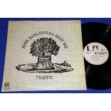 Traffic - John Barleycorn Must Die - Lp - 1971 - USA Capa dupla
