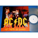 AC/DC - Let There Be Blood - Lp Opaco - USA  - Lacrado