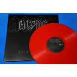 AC/DC - Back in Black - Lp Red - Australia - Lacrado