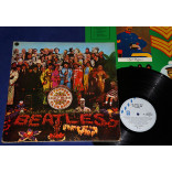 Beatles - Sgt. Pepper's Lonely Hearts Club Band - Lp - 1980