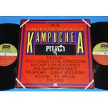 Concerts For The People Of Kampuchea - Lp Duplo - 1981 The Clash The Who Queen