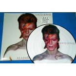 David Bowie - Aladdin Sane - Lp Picture - UK - Lacrado