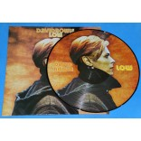 David Bowie ‎- Low - Picture Disc Lp - UK - Lacrado