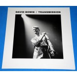 David Bowie - Transmission - Lp - 2016 - UK - Lacrado