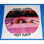 Frank Zappa - Hot Rats - Picture Disc Lp - UK
