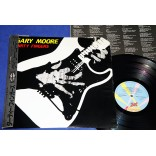 Gary Moore - Dirty Fingers - Lp - 1983 - Japão