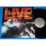 George Thorogood & The Destroyers - Live - Lp - 1986 - USA
